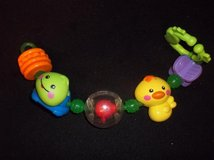 Fisher Price Linking Activity Beads Take along toy in Bartlett, Illinois