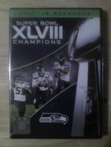 *** SEATTLE SEAHAWKS SUPER BOWL XLVIII CHAMPIONS DVD (New Sealed) *** in Tacoma, Washington