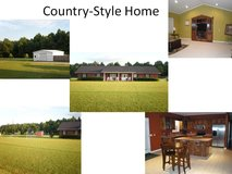 Country-Style Home for Sale in Hinesville, Georgia