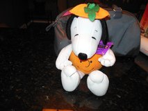 Snoopy Halloween Hallmark Stuffed Animal in Algonquin, Illinois