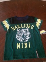 Harajuku mini t-shirt in Shorewood, Illinois