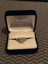 Diamond Engagement Ring 2 1/2 ct tw 14K White Gold Size 8 in Moody AFB, Georgia