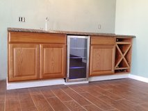 Cabinets Installed / Custom Build Wine Racks. in Yucca Valley, California