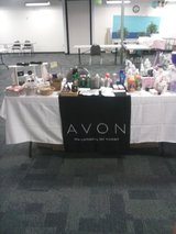 Be on the Avon team in Camp Lejeune, North Carolina