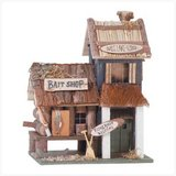 Designer Birdhouse: Bass Lake Lodge 31245 New in Fort Lewis, Washington