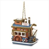 Designer Birdhouse: Riverboat Queen 37922 New in Fort Lewis, Washington