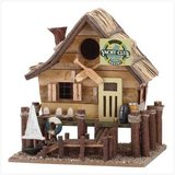 Designer Birdhouse: Yacht Club 32188 New in Fort Lewis, Washington