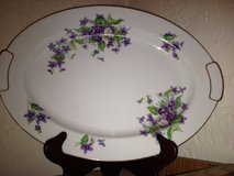 """Oval Platter """"made in occupied Japan"""" in Bolingbrook, Illinois"""