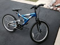"24"" Cobalt Blue Boy's Bike in Chicago, Illinois"