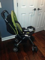 Combi Cosmo stroller in Lockport, Illinois