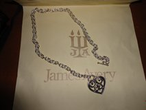 James Avery French Heart on a Classic Cable Necklace in Conroe, Texas