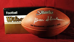 Millennium Limited Edition Autographed Don Shula Football in Fort Leonard Wood, Missouri