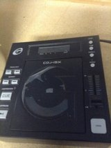 Gemini dj CD player in Ramstein, Germany