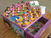 Dora the Explorer 8 Game Set in Camp Lejeune, North Carolina