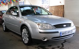 FORD MONDEO - CHOICE IN STOCK in Lakenheath, UK