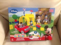 Disney mega bloks Mickey Mouse clubhouse garage in Joliet, Illinois