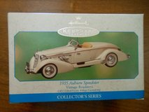 Hallmark Auburn Speedster Car, Rare in Brookfield, Wisconsin