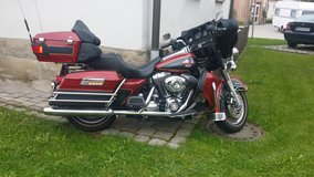 Electra Glide® Ultra Classic in Ansbach, Germany
