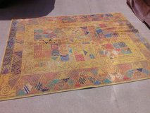Gold Multi-color Rug in Fort Campbell, Kentucky