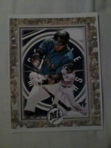 ***** ROBINSON CANO 8x10 Framed Lithograph ***** (NEW) in Tacoma, Washington