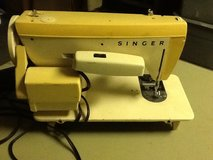 Antique Singer sewing machine in Beaufort, South Carolina