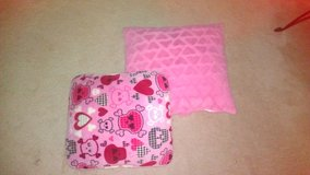 Pillows for a Girl's room in Kingwood, Texas
