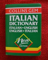 Italian Dictionary in Joliet, Illinois