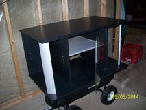Large TV  Stand with Shelving in Morris, Illinois