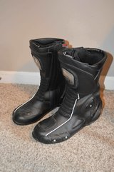 Mens Motorcycle riding Boots w titanium toe sliders (Gortex) in Fort Campbell, Kentucky