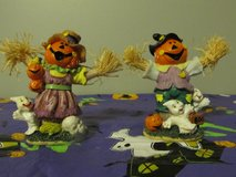 Halloween Resin Figurines in Yorkville, Illinois