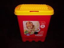 Playskool Clipo Figure Bucket in Naperville, Illinois