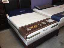 NEW Gel Memory Foam Matt/Set in Beaufort, South Carolina