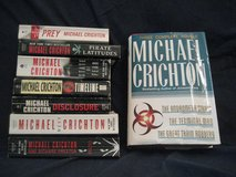 Michael Crichton collection in Fort Benning, Georgia