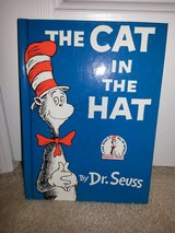 Dr. Seuss - The Cat in the Hat book in Camp Lejeune, North Carolina