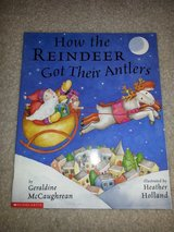 How the Reindeer Got Their Antlers book in Camp Lejeune, North Carolina