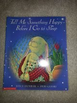 Tell Me Something Happy Before I Go to Sleep book in Camp Lejeune, North Carolina