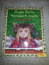 Jingle Bells, Homework Smells book in Camp Lejeune, North Carolina