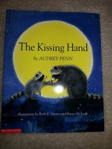 The Kissing Hand book in Camp Lejeune, North Carolina