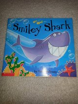 Smiley Shark book in Camp Lejeune, North Carolina