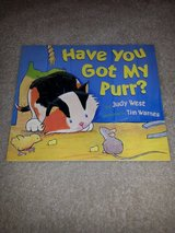 Have You Got My Purr? book in Camp Lejeune, North Carolina