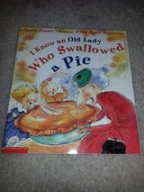 I Know an Old Lady Who Swallowed a Pie book in Camp Lejeune, North Carolina