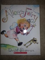 Alice the Fairy book in Camp Lejeune, North Carolina
