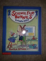 Science Fair Bunnies book in Camp Lejeune, North Carolina