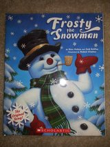 Frosty the Snowman book in Camp Lejeune, North Carolina