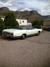 Low Mileage Classic 1971 Ford LTD with Stock Motor in Alamogordo, New Mexico