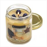 45-hrs Soy Scented Lidded Jar Candle ~ Blueberry Muffin ~ New in Fort Lewis, Washington
