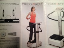 Power step in Cleveland, Texas