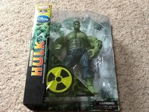Marvel Select Exclusive Action Figure UNLEASHED Hulk [Green] in Camp Lejeune, North Carolina