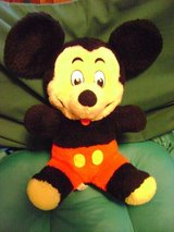 Vintage Mickey Mouse stuffed animal in Perry, Georgia