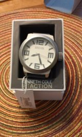 Kenneth Cole Reaction Watch (Big face) in Joliet, Illinois